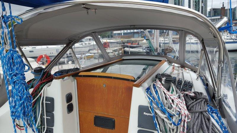 Sail Boat Photo Gallery | Bennett Custom Canvas